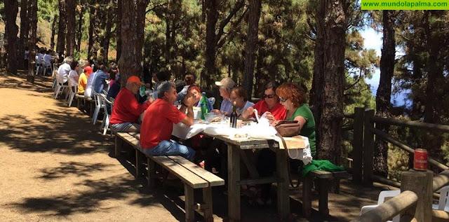 BREÑA BAJA: Encuentro de Mayordomos de Las Cruces