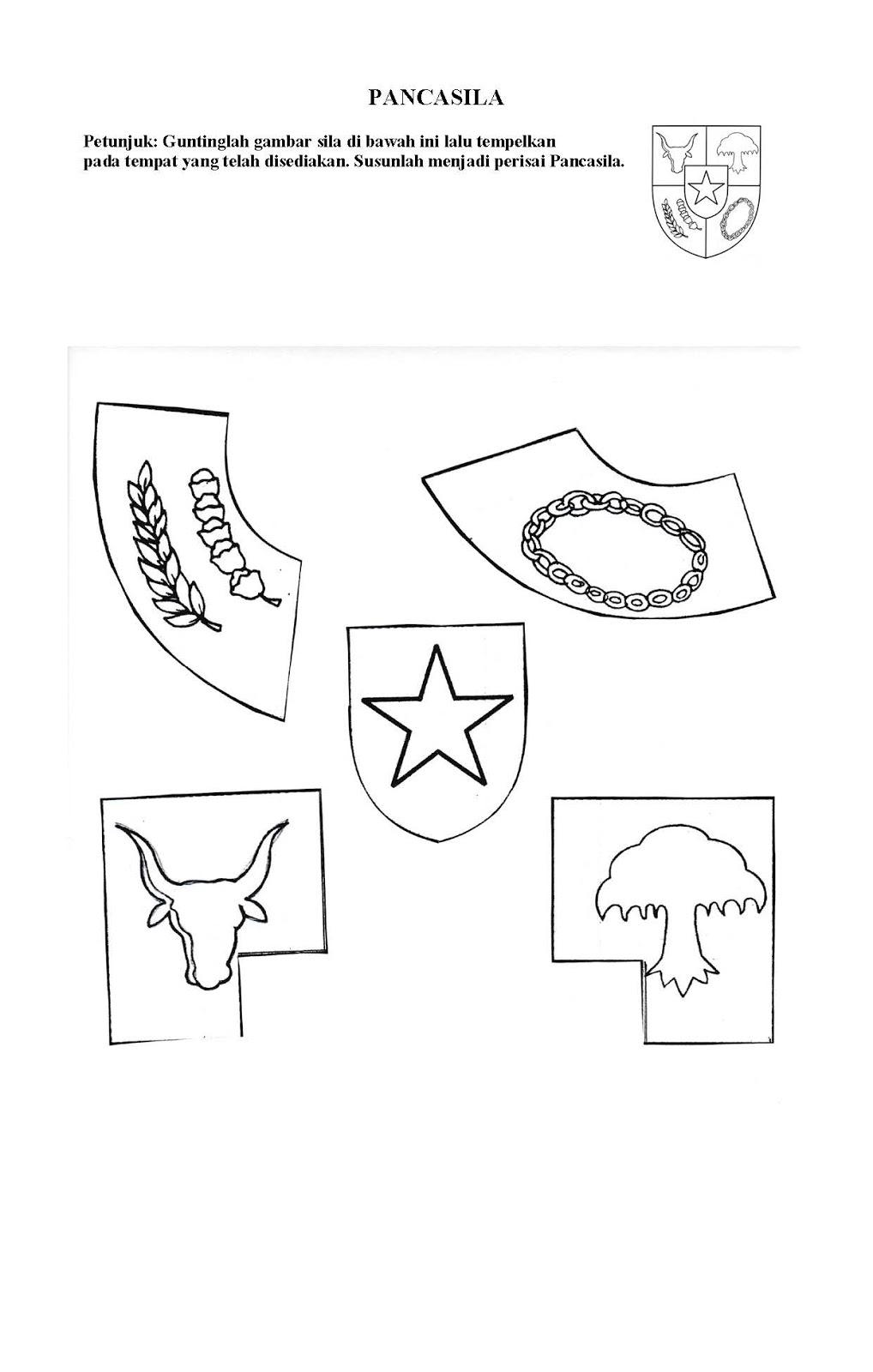 Worksheets Worksheet-anak-tk im happy now in paud pendidikan anak usia dini preschool lks lembar kerja siswa tanah airku my country theme worksheet