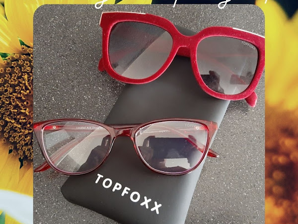 Topfoxx Fashionable and Affordable Eyewear #Review #MBPSPRING21