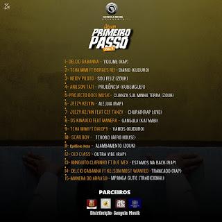 Gangula Musik - álbum primeiro passo vol 2
