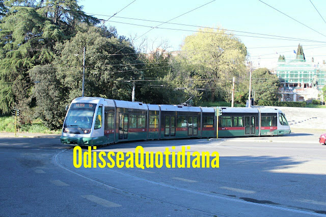 C'erano una volta i tram a Roma..