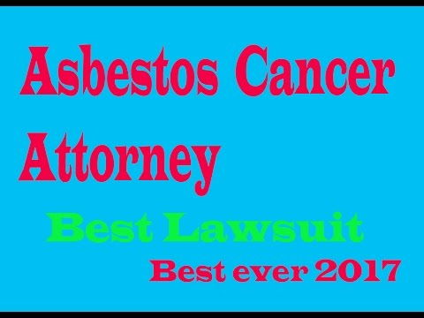 Image Best Asbestos Lung Cancer Lawsuit Lawyer