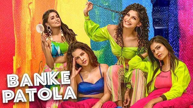 Banke Patola song Lyrics - Purva Mantri