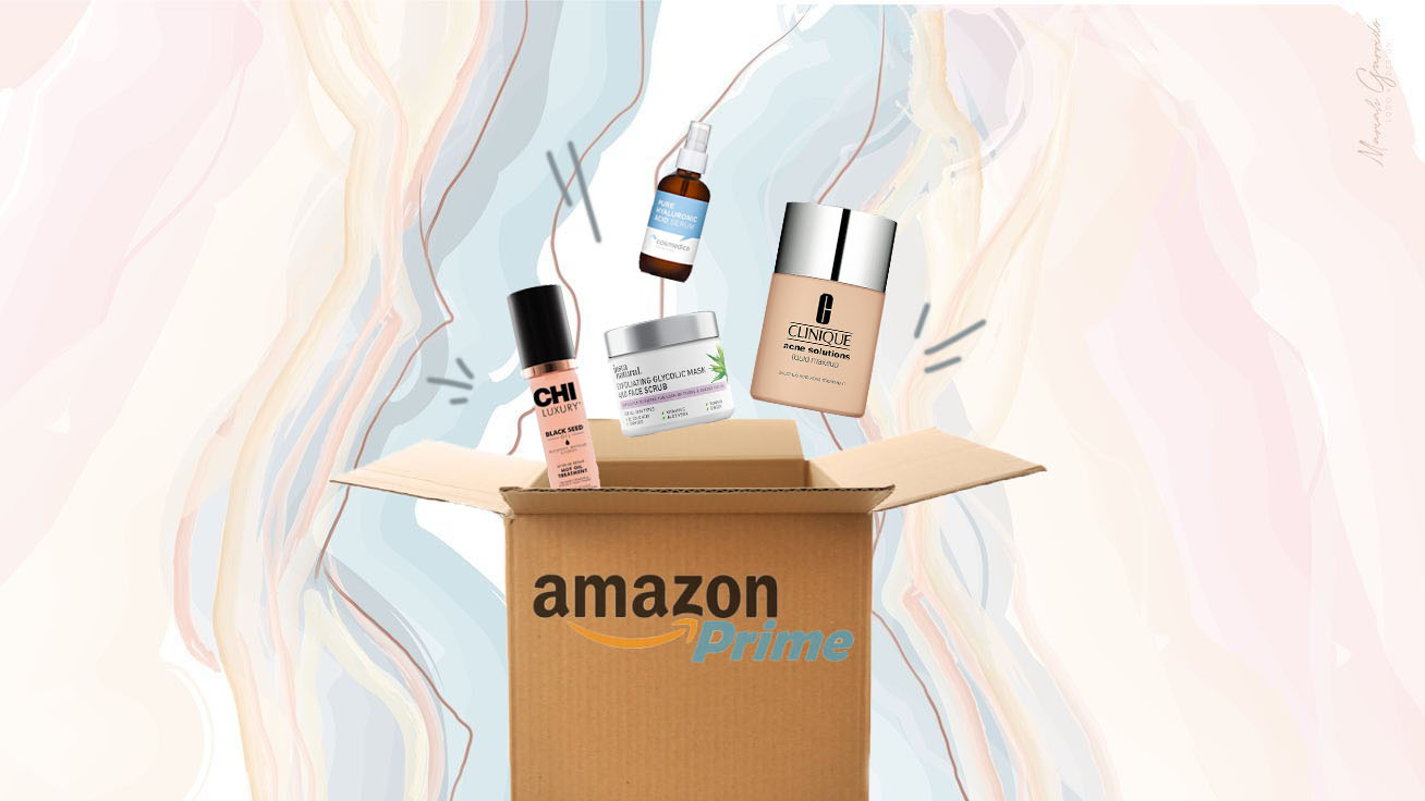 amazon beauty deals