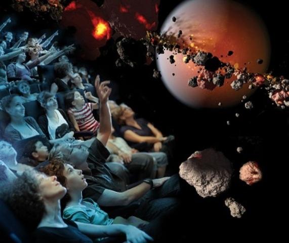 Futuroscope 5: resto de atracciones y espectáculos