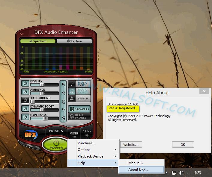DFX Audio Enhancer 11.400 Retail Final