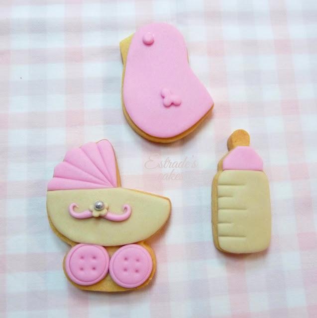 galletas para bebe con fondant - 2