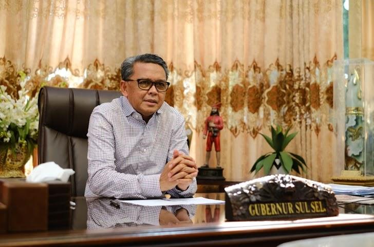 Gubernur Nurdin, Belum Ada Keputusan Konkrit, Pembukaan Mall Masih Dalam Kajian
