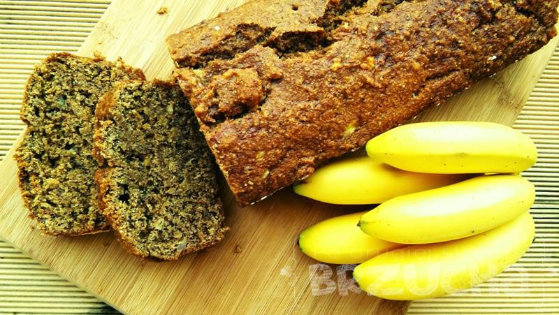 Jak zrobić chlebek bananowy