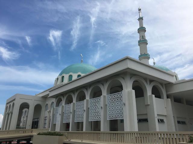 Moschee in Kuching