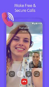 Viber Messenger v11.8.1.1 [Patched] APK