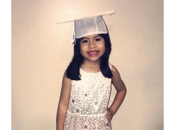 Growing Up Has Just Began, Pre-K Graduation