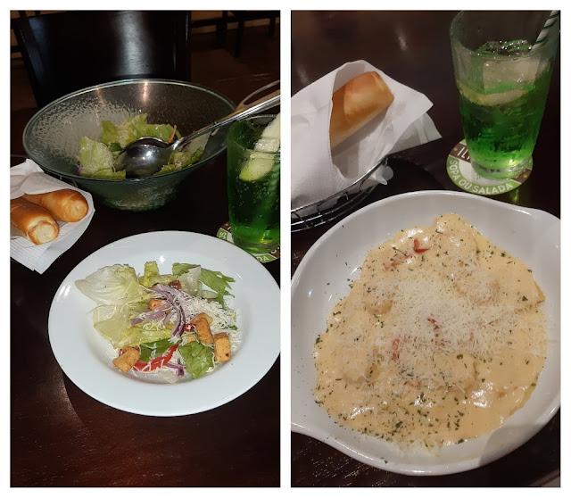 Dicas de restaurantes em Campinas - Olive Garden