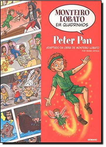 Monteiro Lobato em Quadrinhos - Peter Pan