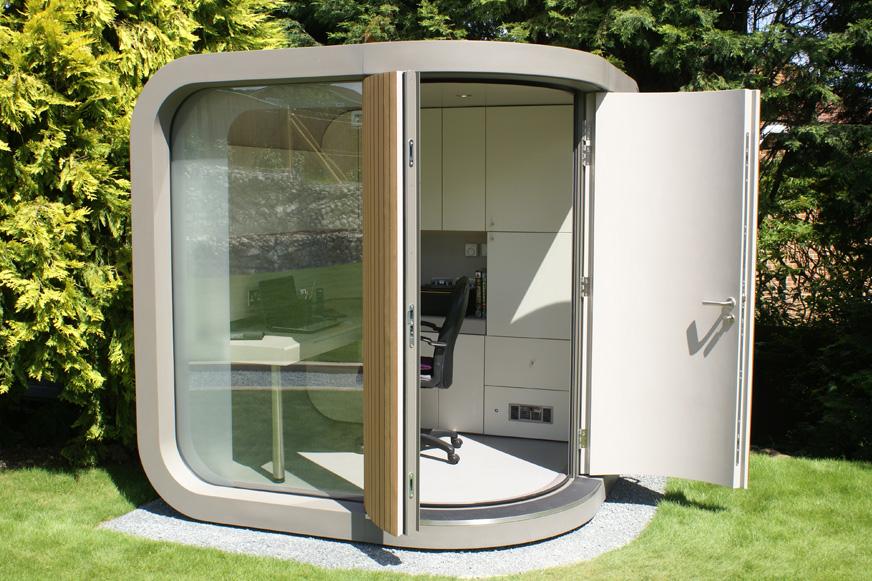 Pix Grove: Cozy Office Pod