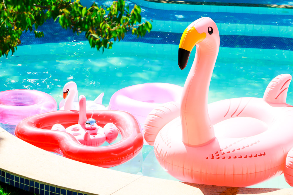 como fazer decorar pool party decoracao festa na piscina blog do math summer floats