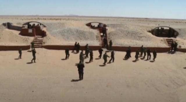 """هلع """"البوليساريو"""" من استعادة المملكة للأراضي المغربية خلف الجدار"""