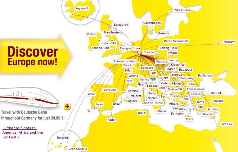 Vuelos Baratos Europa Vueling Airlines Destinations