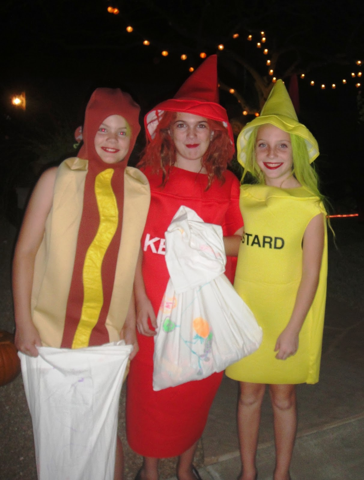 ... ketchup and mustard halloween costume the halloween ...  sc 1 st  The Halloween - aaasne & Ketchup And Mustard Halloween Costume - The Halloween
