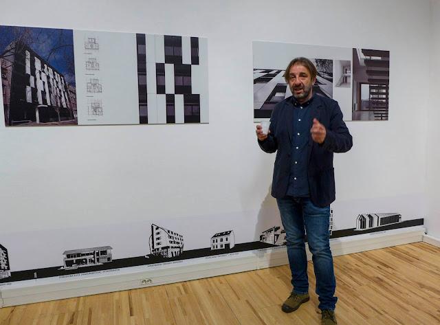 Dođite na svečano otvaranje izložbe radova arhitekte Lazara Kuzmanova