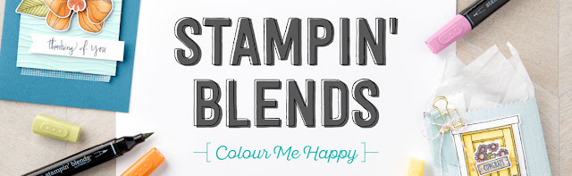 Stampin' Blends, Oakfield Crafts, Color Me Happy, Offers