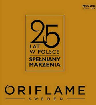 ZWRÓĆ UWAGĘ NA .. w Katalogu nr 5 ORIFLAME