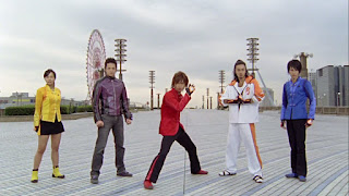 Mashin Sentai Kiramager - 27 Subtitle Indonesia and English