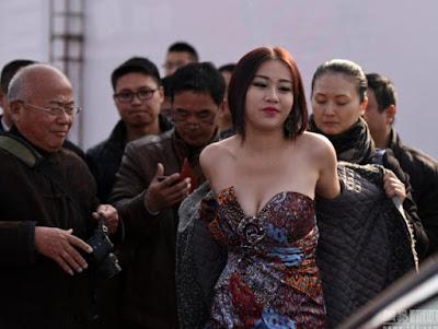 Gadis china berpayudara terindah