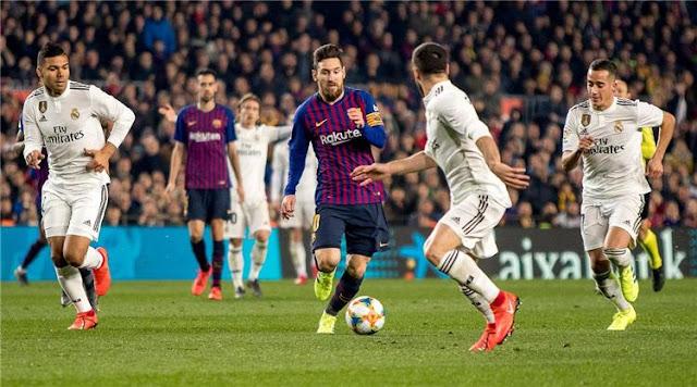 ريال مدريد يوافق على انتقال نجم الفريق الى برشلونة