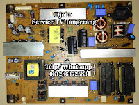 service power supply lcd lg