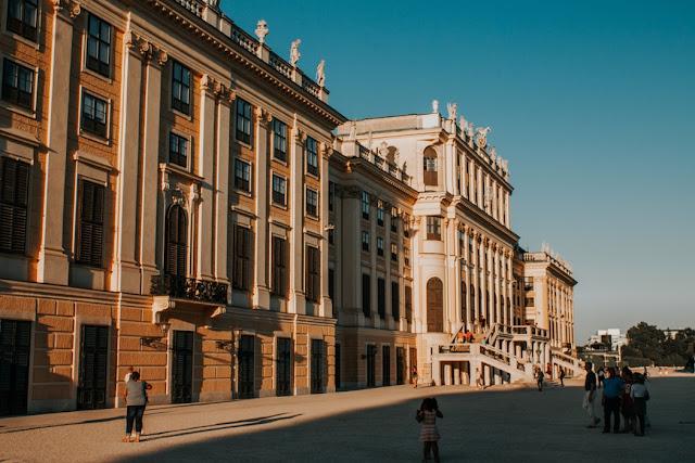 8. Cung điện Schönbrunn Palace, Vienna, Áo