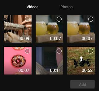 add video to be loop