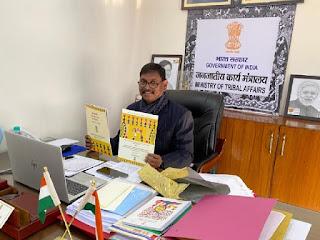'ShramShakti' Portal and 'ShramSaathi' Tribal Training Module