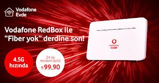 vodafone red box