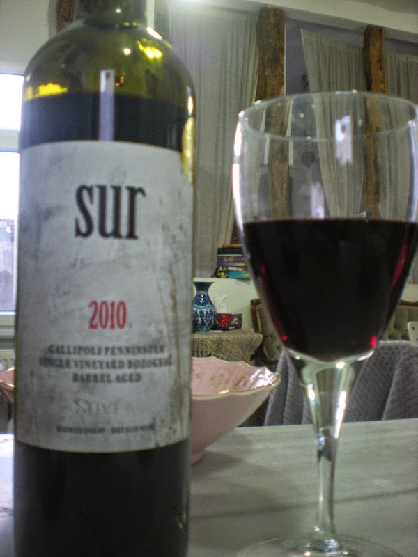 Comparing the 2011 & 2010 Suvla Surs - The Quirky Cork