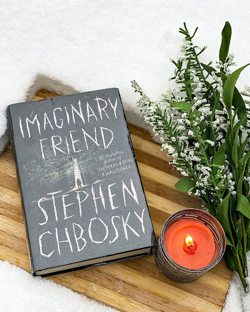 Imaginary Friend - Book Review - Incredible Opinions
