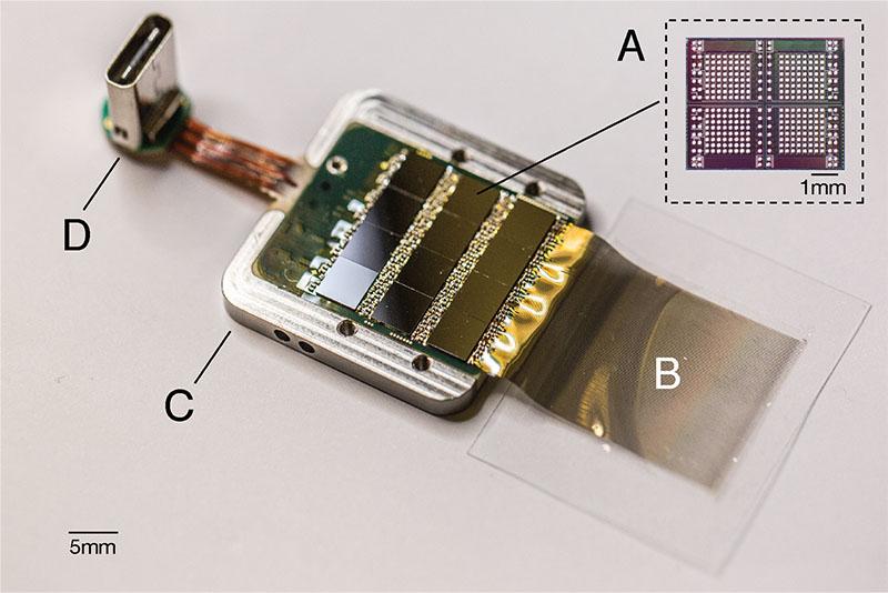 нейроинтерфейс с разъёмом USB