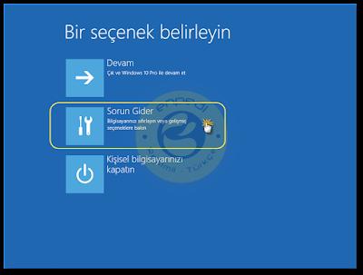 Windows 10: Bilgisayarı Sıfırlama