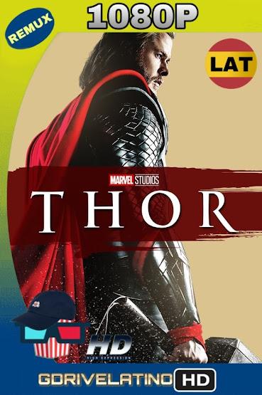 Thor (2011) BDRemux 1080p Latino-Ingles MKV