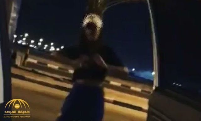 GIRL ARRESTED FOR KIKI CHALLENGE IN SAUDI ARABIA