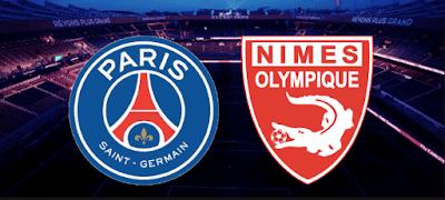 مشاهدة مباراة باريس سان جيرمان ونيم اولمبيك 16-10-2020 بث مباشر في الدوري الفرنسي