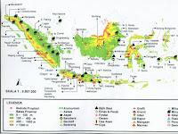 Persebaran Sumberdaya Alam di Indonesia