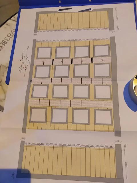 alüminyum dış cephe kaplaması projesi