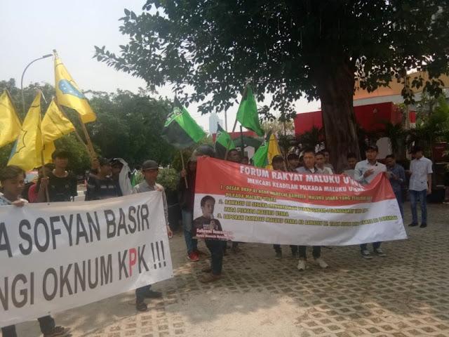 Mahasiswa Desak KPK Segera Tetapkan Dirut PLN Sofyan Basir Tersangka