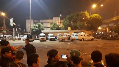 Ledakan di Kampung Melayu Diduga Bom Bunuh Diri