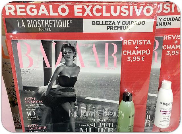 Regalos revistas julio 2017: Harper's Bazaar