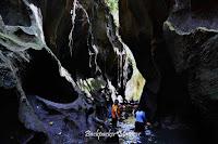 Tebing Hidden Canyon Beji Guwang Bali