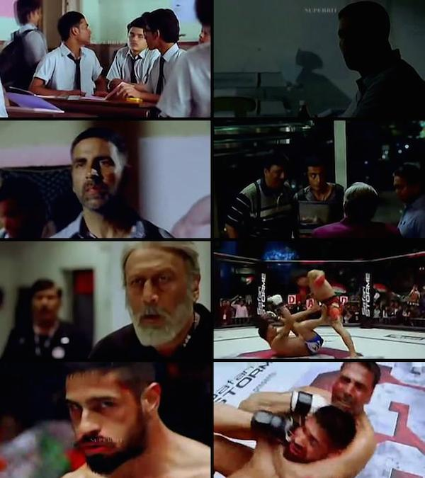 Brothers (2015) Hindi DVDScr 350MB Audio Cleaned