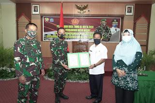 Tutup TMMD Ke-109 Kodim 1607/Sumbawa, Pangdam IX/Udayana: Jaga Kebersamaan dan Semangat Gotong Royong