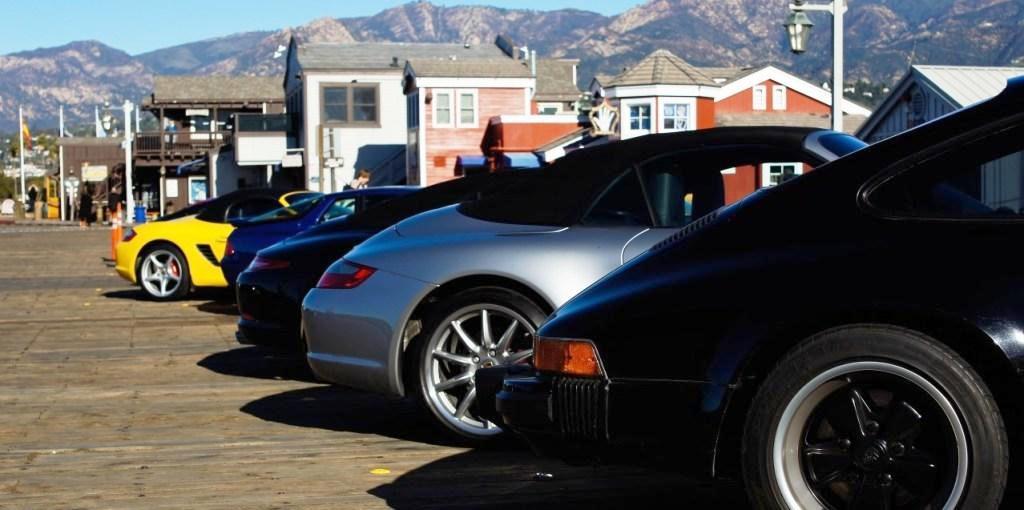 Sunny California Car Rental